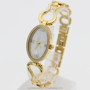 3ATM water resistant ladies fancy japan movt diamond quartz watch