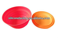 various silicone cookware