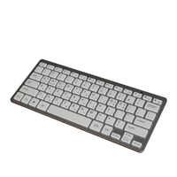 alibaba english silver color wireless keyboard arabic for ipad case