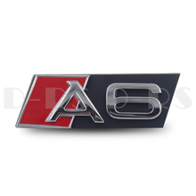 A6 Front Grille Emblem Badge fits for Audi A6