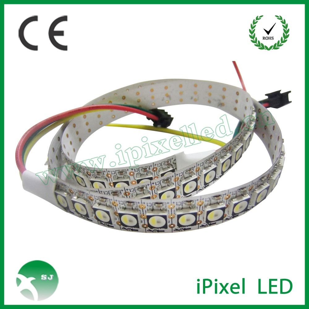 addressable RGBW 144 led 5v led strip sk6812 ws2812b