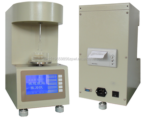 2017 hot sale automatic interface tension test equipment/surface tension test apparatus/Drop Volume analyzing device