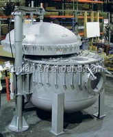 General industry filtering equipments for big pure water filtration machine with filter bag