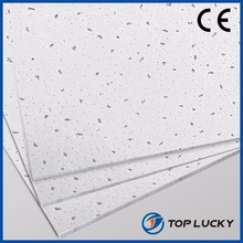 Acoustic Suspended cheap factory price Ceiling Mineral Fiber Board