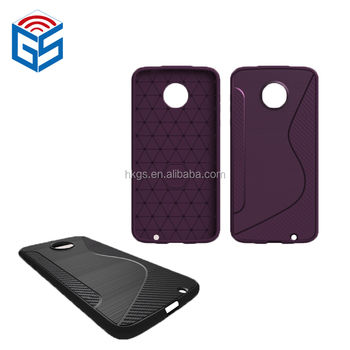 2018 Trending Products S Line TPU Case Cover For Motorola For Moto Z2 Force