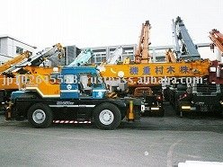 KATO 25t rough terrain crane SR250SP 1996 / 3yr