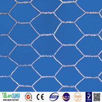 Factory price Anping small hole chicken wire mesh/chicken coop hexagonal wire mesh/hexagonal poultry cage