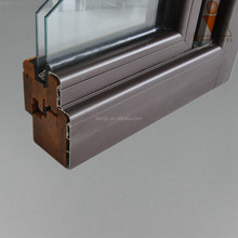 2015 new design fashion aluminum profile for door or window
