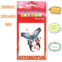 2013 new country flag temporary tattoo sticker with SGS non-toxic report