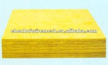 sound absorption glass wool