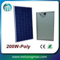 Solar panel poly solar panel 30W for home solar system