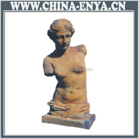 Quality Oem beautiful girl iron bust