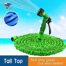Factory Magic Garden collapsible water Hose with sprayer 50ft tall top