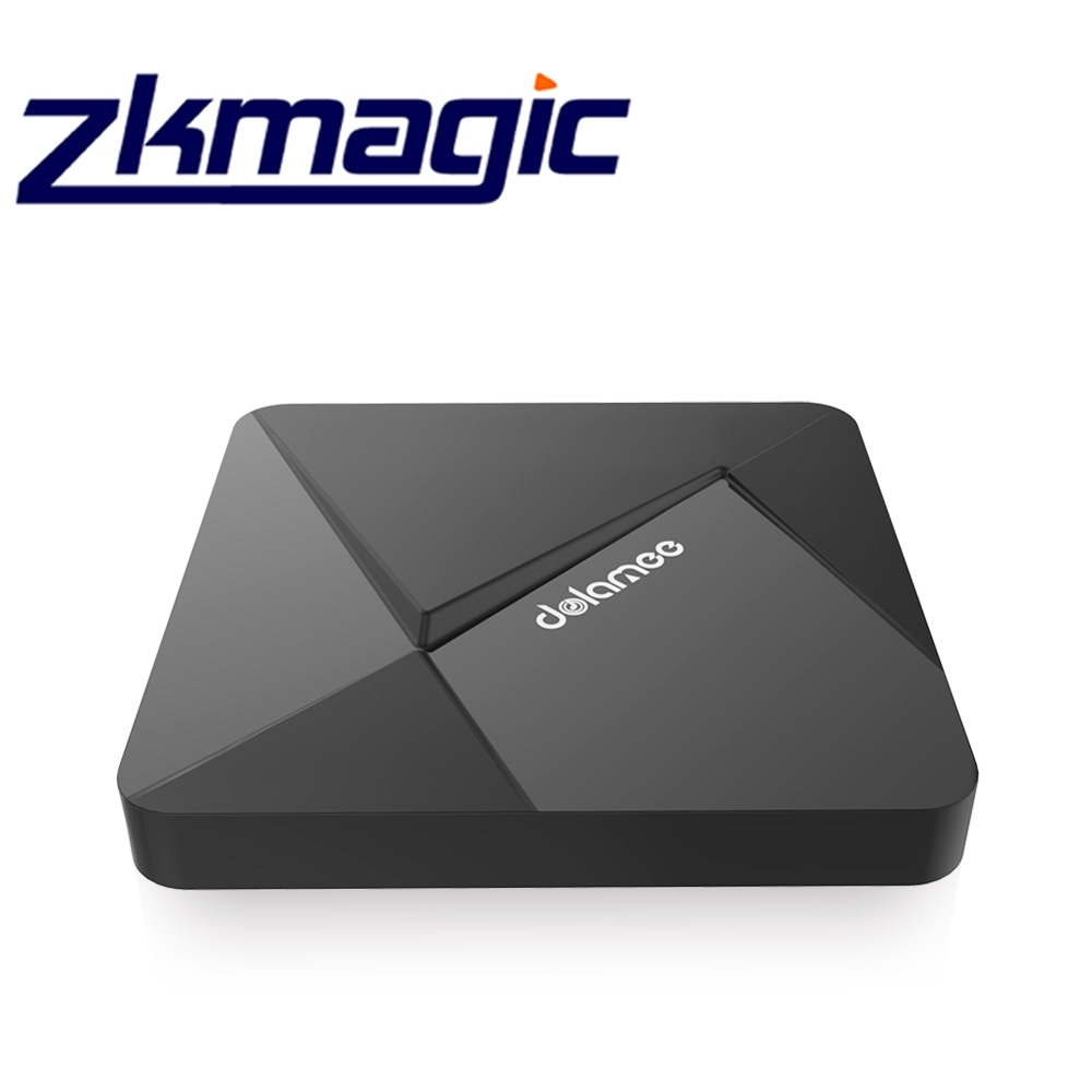 Cheapest Support High Speed WiFi 2.4G Google Play Free Download 2G/8G Android6.0 Quad-core 4K HD TV Box