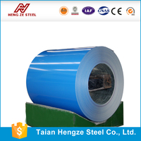 ral5018 direct reduced iron price powder coating line zinc ppgi can be used to motorcycle