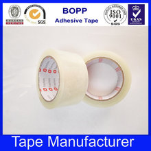 70mic Thickness Heavy Duty Clear Packing Tape Super Strong Adhesion