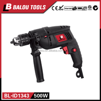 electric cordless hammer drill machine for home decoration