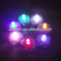 Submersible Waterproof Underwater Battery LED Tea Light