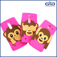 [GGIT] 2016 Wholesale Monkey Phone Case With Soft Silicon Material for HTC Case