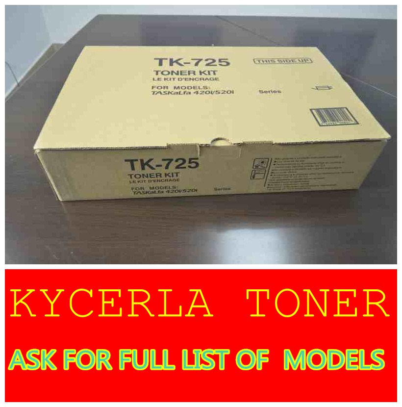 KYOCERA Copier Toner Cartridge Tk-410 Premium Print Supplies