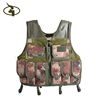 Camouflage Cheap Neck Military Tactical Vest
