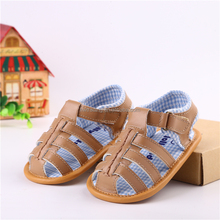 wholesale kids sandal Leather shoes soft sole baby boys leather shoes Genuine Leather Baby Shoes for Kids