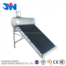 Economical custom design Renewable Energy Home Solar Power System, All Stainless Steel Storage Tank 200 Liters
