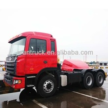 International tractor supply for JAC gallop Q series cng/lng 6*4 400hp truck tractor sale