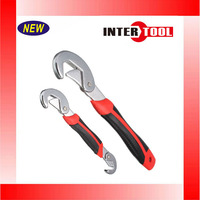 Wrench Snap Grip N Adjustable Multi Function Universal Quick Spanner 2pcs Tools
