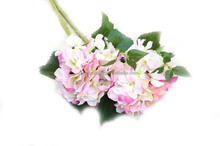Factory direct Pink hydrangea flowers for <strong>wedding</strong> ESA0031