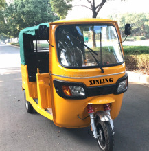 india Bajaj auto taxi Tricycle TVS Differential Motor Electric tricycle with 6 seats for adults for sale