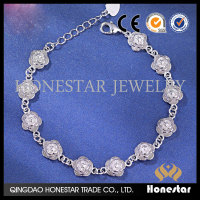 Wholesale Platinum Plating Bracelet Women S