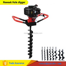 Neweek wholesale mini electric post plant Hole digger