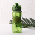 New product wholesale bpa free plastic bottle with lid