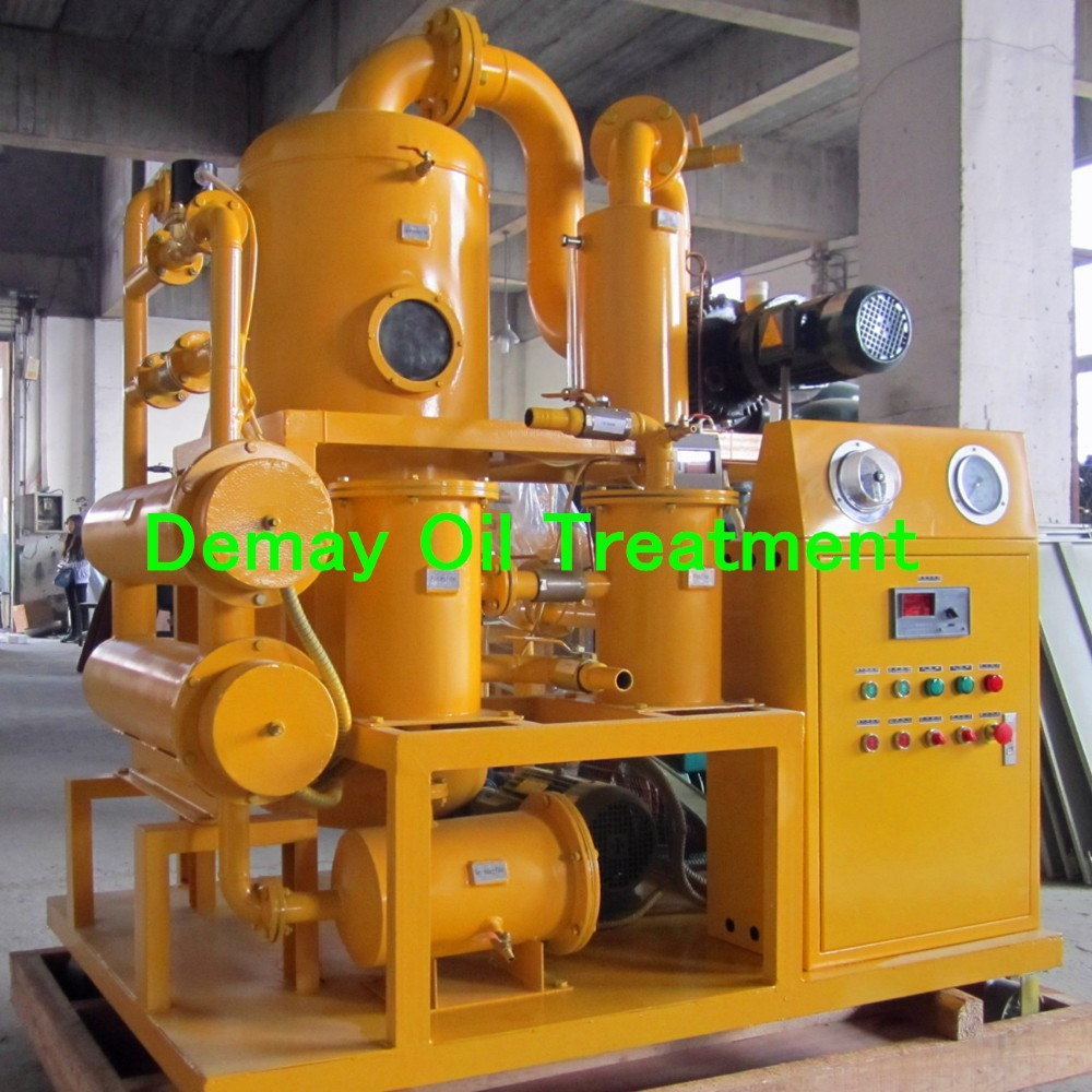 Transformer Oil Purification Machine, Dielectric Oil Filtering Plant