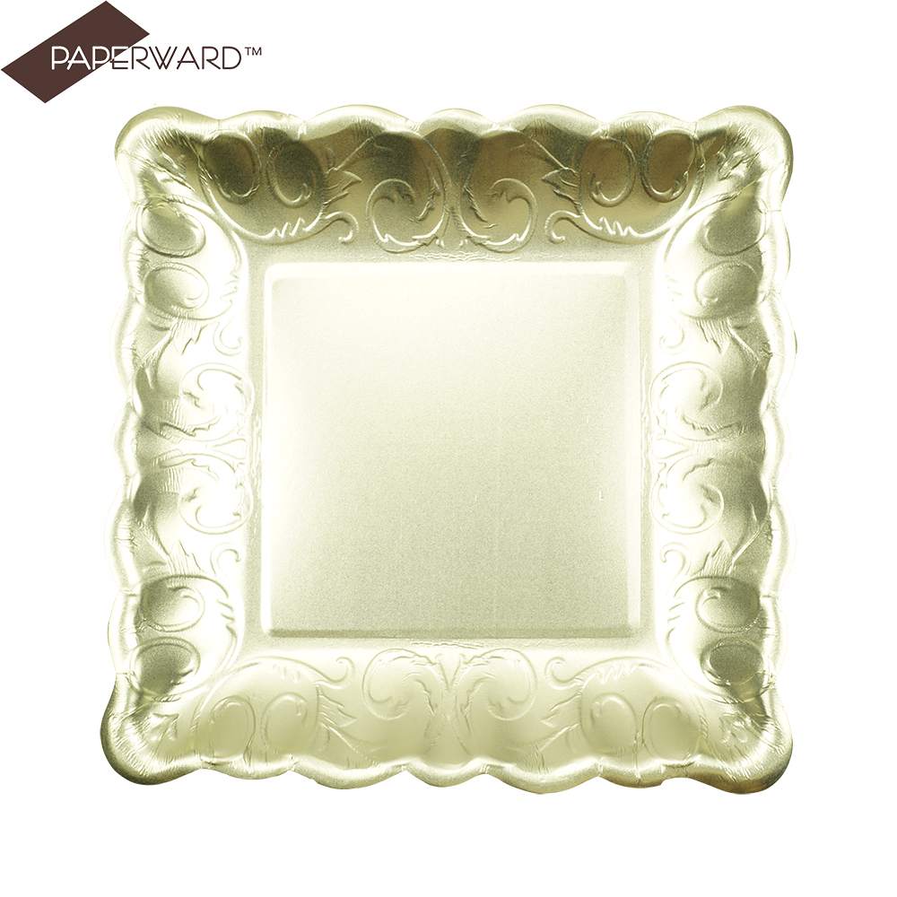 Disposable Gold Paper Plates Disposable Gold Paper Plates Suppliers and Manufacturers at Alibaba.com  sc 1 st  Alibaba & Disposable Gold Paper Plates Disposable Gold Paper Plates Suppliers ...