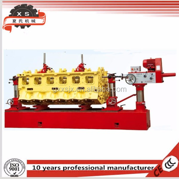 T8120*20 cylinder bushing line boring machine