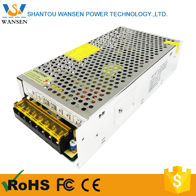 S 150W 12V 12.5A SMPS ATX Switch Variable HS Code Power Supply led dimmable driver