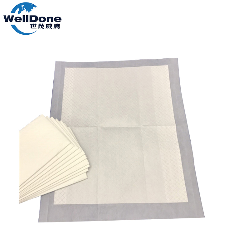 Good Quality Free Sample Assurance Puppy Soft Super Absorbent Training Pet Pad For Sale
