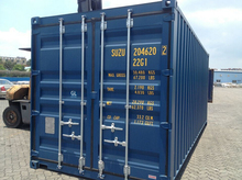 New ISO large load 20 foot shipping container for port
