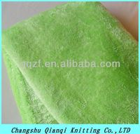 The light weft knitting cloth waste cloth