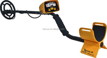Wholesale battery powered gold metal detector underground metal detector gold detector with low price