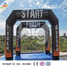High quality inflatable finish line arch/inflatable start line arch