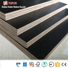 18mm Film Faced Concrete Form Plywood For Construction