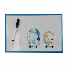 baby small magnetic dry erase paper whiteboard with marker pen