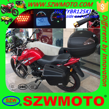 Hot Sale in America Low fuel consumption Luxury YBR125K street motorcycle