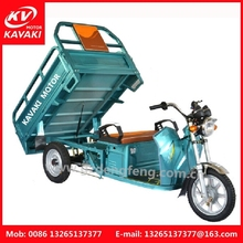 Max.Speed 30km/h Made In China Electric Cargo Tricycl 3 Wheel