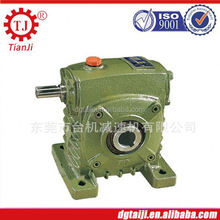 Professional manufacture ast iron worm gear reducer