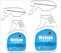 Welson Glass - Liquid Window Glass cleaner