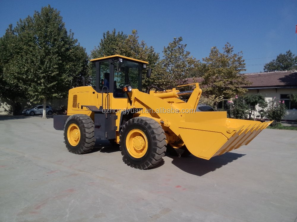 Hot sale HYM brand ZL30 wheel loader for sale